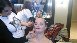 Desfile Rosa Blasco Maquillaje Conchi Mulas Fotos 6