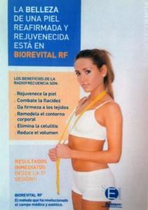 Biorevital tratamientos corporal y facial Centro de Estética Conchi Mulas