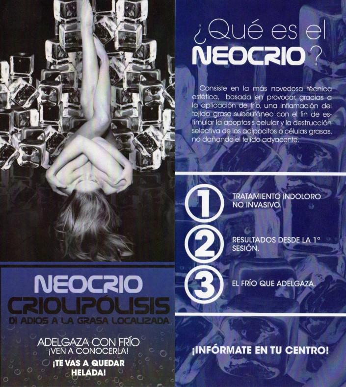 Tratamiento Neocrio Conchi Mulas